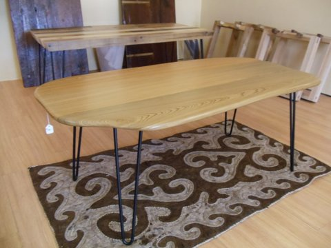 Sculpted Cypress Coffee Table Epoch