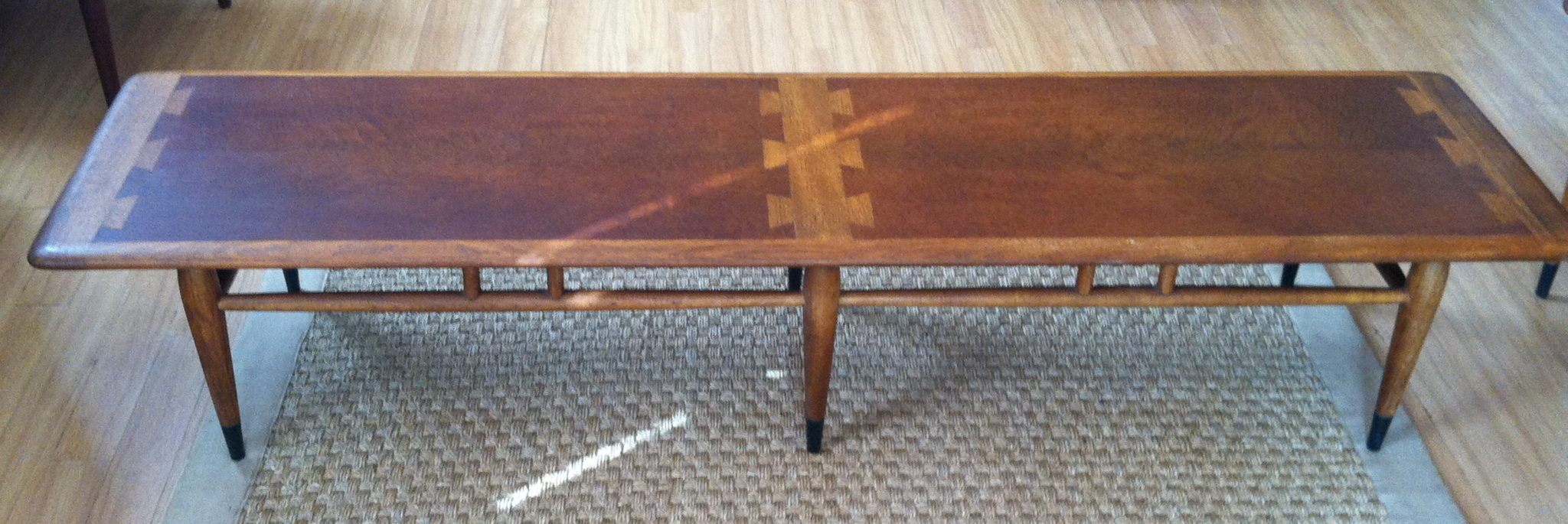 Lane Acclaim Coffee Table Bench At Epoch