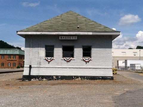 Basset Train Depot