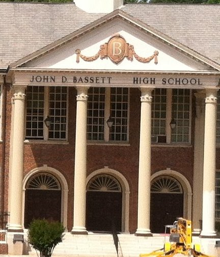 John D Bassett High School