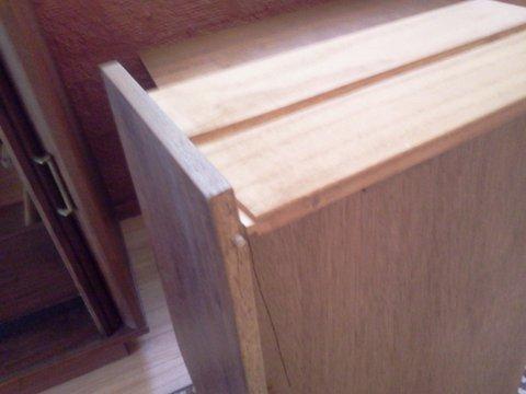 sliding dovetail joint