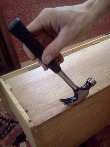 pull nails