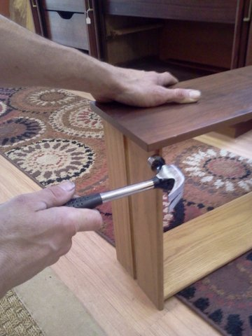remove drawer front