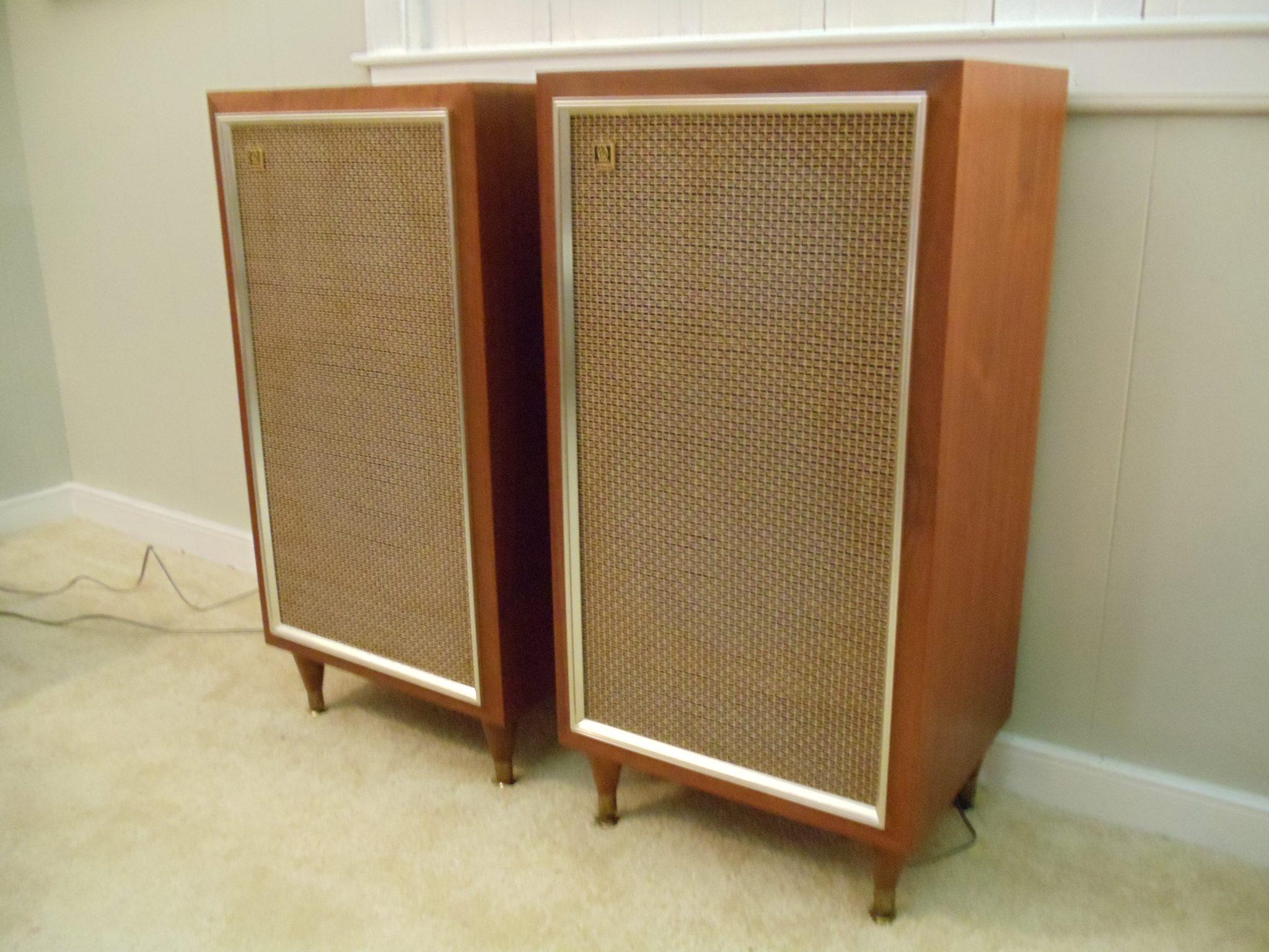 Mid Century Modern Speakers Home Design
