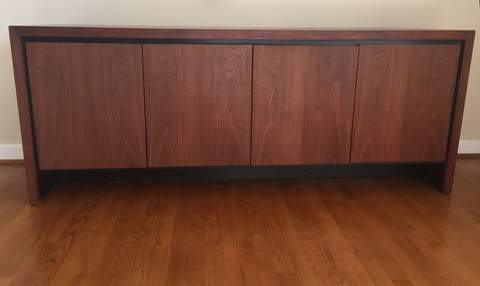 mid century modern credenza by Dillingham furniture