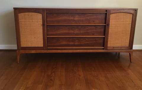Mid Century Modern Credenza Lane Rhthym Collection