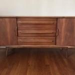 mid century dresser United Furniture