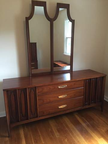 Kent Coffey Marquee Modern Mid Century Bedroom Set Epoch