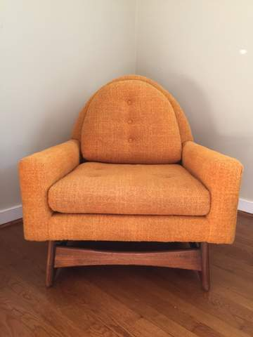 Mid Century Dining Chairs Upholstered