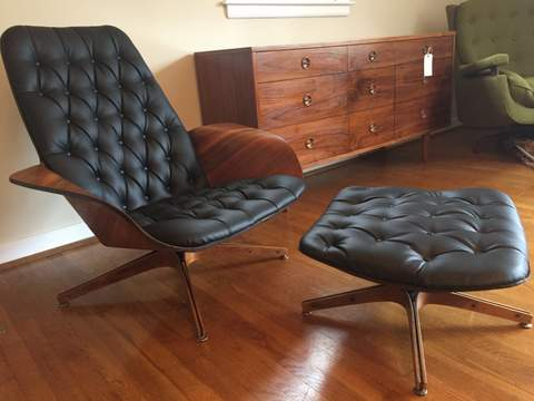 Mid Century Chair For