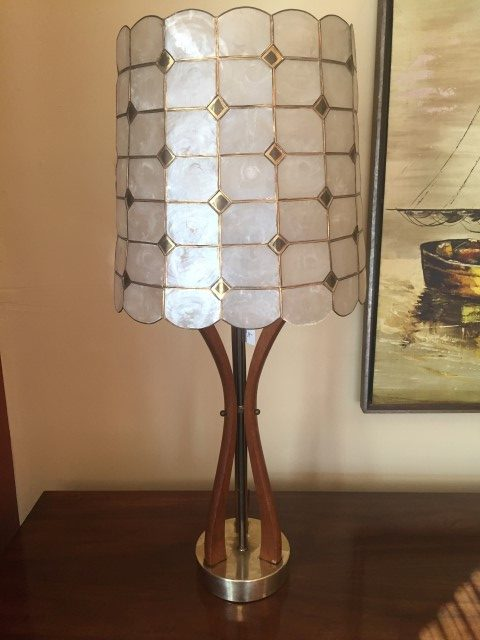 high lamp white ceramic modern century plus rocco style table pin lamps mid