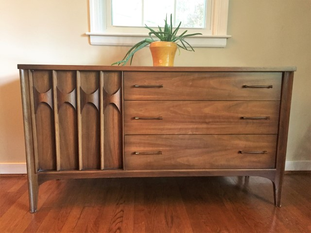 mid century modern credenza buffet plans dallas