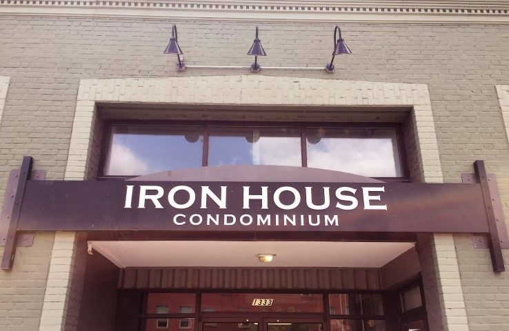 Iron House Condominium- Home Staging