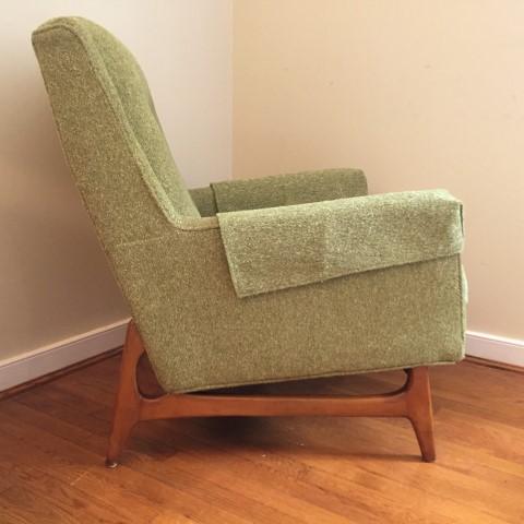 mid century modern upholstered armchair pearsall mid century modern upholstered armchair pearsall