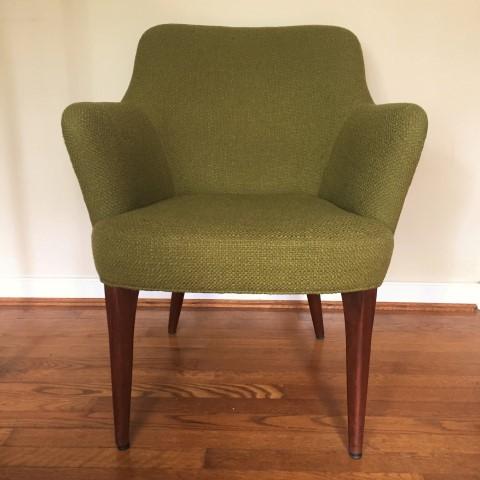 mid century armchair barrett