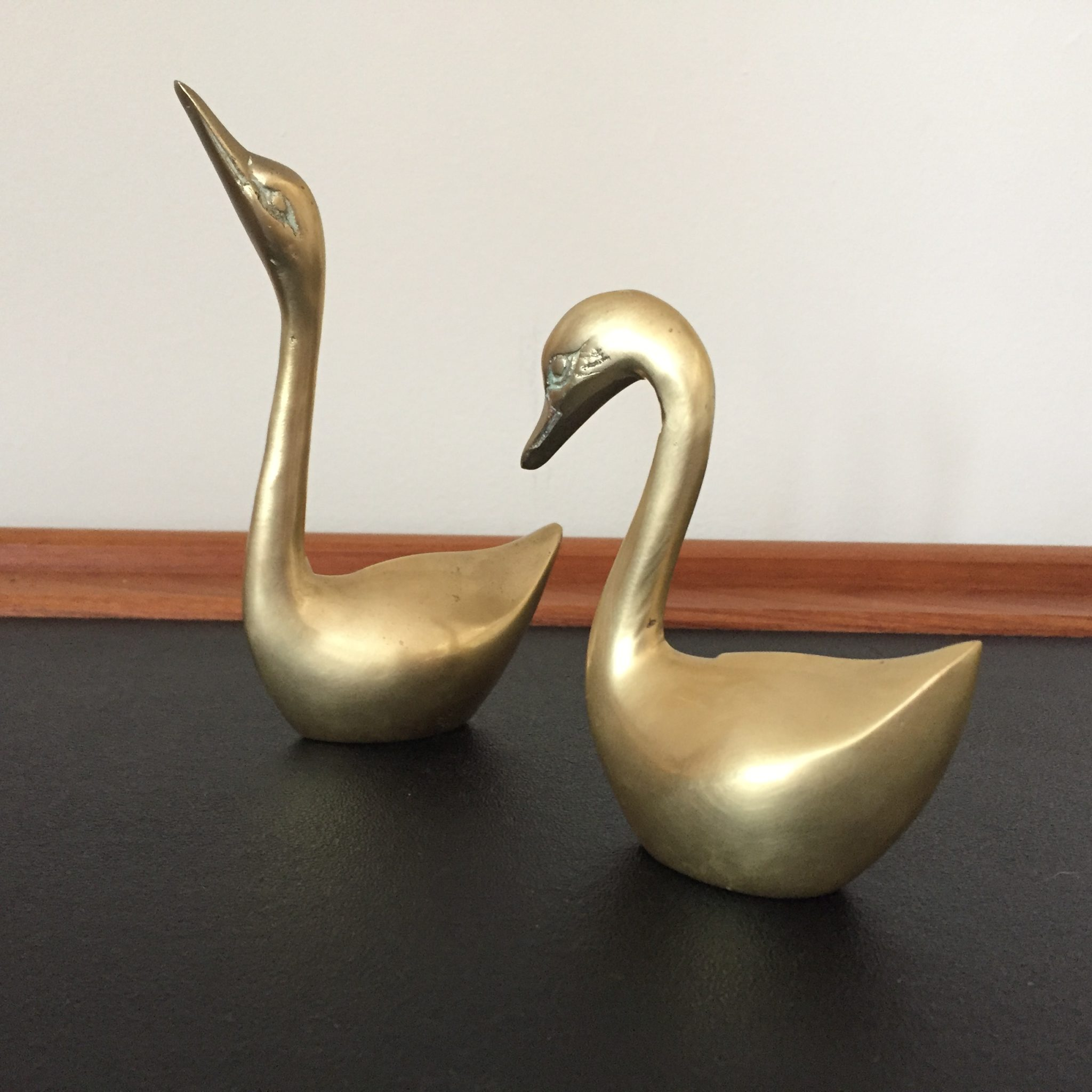 Decorative Swans