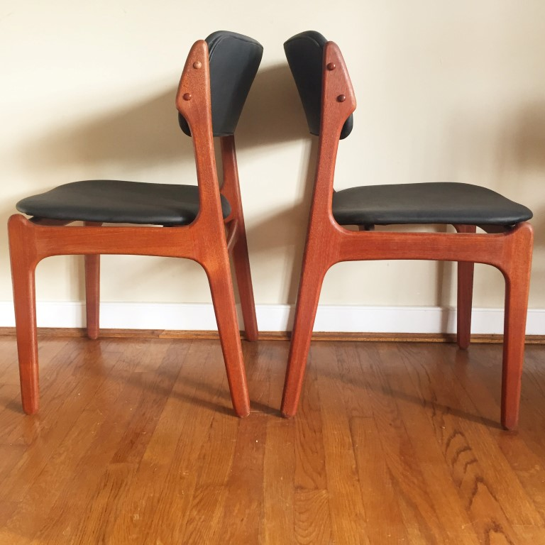 Teak dining chairs archives epoch