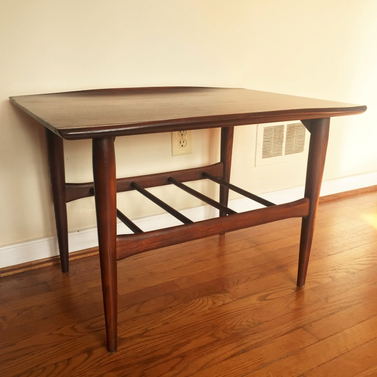 Vintage End Tables &DU37
