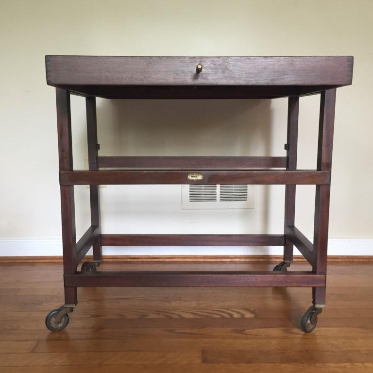 mid-century-modern-mahogany-collapsible-barcart